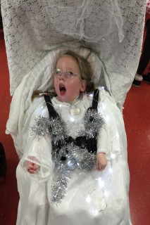 HARRIET`S FIRST CHRISTMAS NATIVITY AT IVY HOUSE SCHOOL
